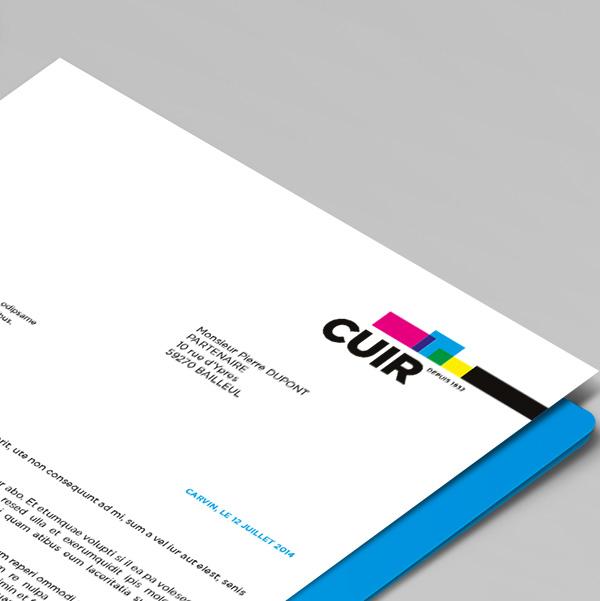 CUIR CCM - Concepteur de machines d'impression et de découpe sur carton ondulé - Design global - Bob & Simone