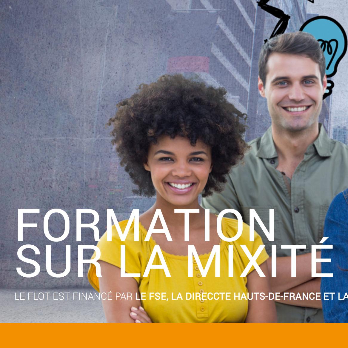 CORIF - Formation en ligne ouvert à tous.tes (FLOT) - Site internet MOOC - Bob & Simone